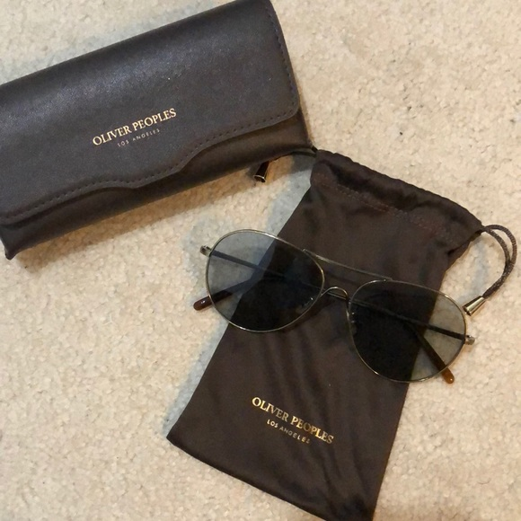 bce9855a411 Oliver Peoples Accessories | Rockmore Sunglasses | Poshmark